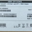 Lenovo IBM 00W0054 Mellanox ConnectX-3 EN Dual-Port SFP+ 10GbE Adapter