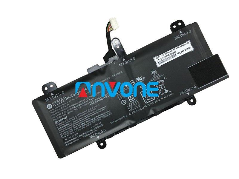 PP02XL Battery 824561-005 HSTNN-IB7H 823909-141 TPN-Q166 For HP PP02XL