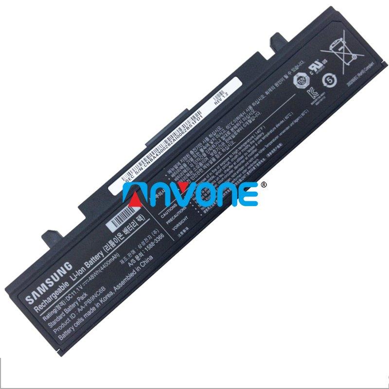 Samsung R520 Battery AA-PB9NS6B AA-PL9NC2B AA-PL9NC6W