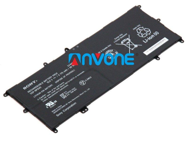 VGP-BPS40 Sony Vaio Flip SVF 14A Battery Sony Vaio Flip SVF 15A Battery