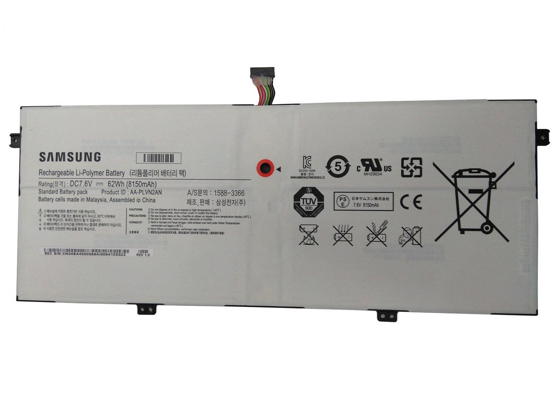 AA-PLVN2AN Samsung NP930X5J NP930X5J-S01US NP930X5J-K01IT NP930X5J-K01NL Battery
