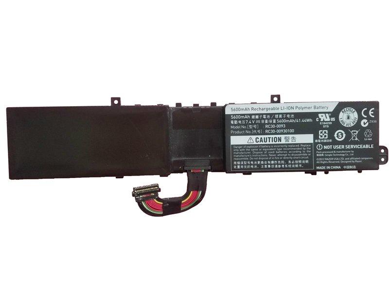 "Razer Edge Pro 10.1"" Touchscreen Gaming Tablet Battery RC30-0093 RZ09-0093 RC30-00930100"