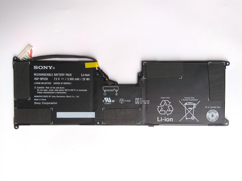 VGP-BPS39 Battery For Sony SVT11213CXB SVT11215CW SVT1121B4E SVT1121G4E/B