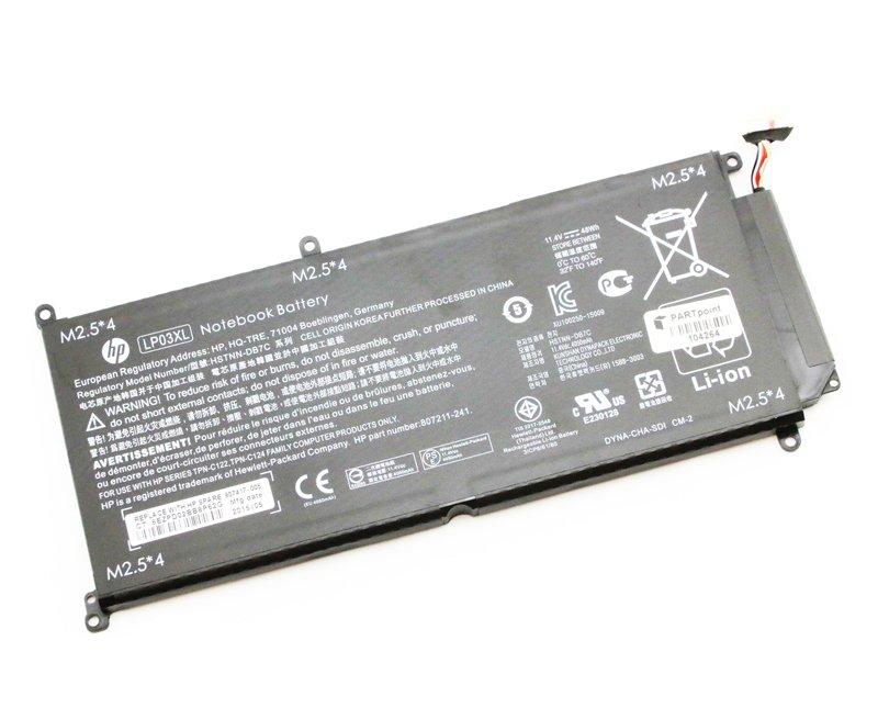 HP Envy 15-AE046ND 15-AE103NF 15-AE000UR 15-AE007NE 15-AE022TX Battery