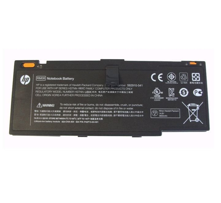 HP 592910-341 Battery RM08 593548-001 602410-001 For Envy 14 Beats Edition