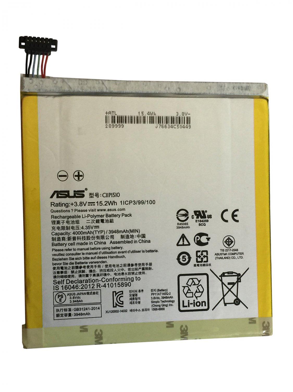 "4000mAh C11P1510 Battery For ASUS ZenPad S 8.0 8"" Z380KL 1L Z380KL-1L058A Z580CA"