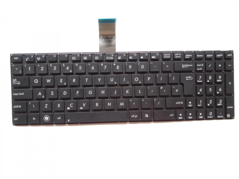 Asus F501 F501A F501U Keyboard AEXJ5P01110 9Z.N8SSQ.20S NSK-UGS01 OKNO-M21US23