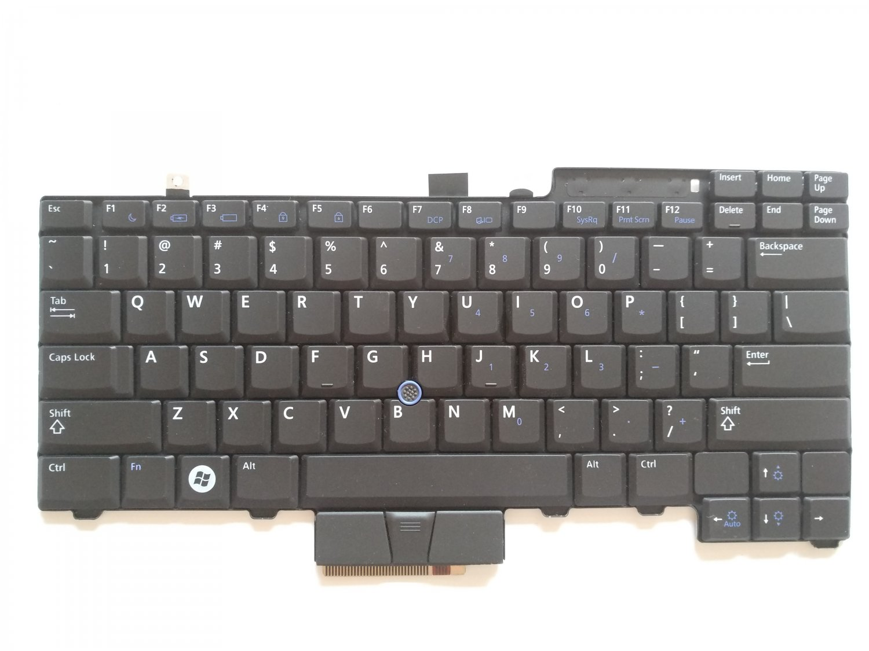 Dell Latitude E6400 Keyboard NSK-DB01E PK130AF2A21 9Z.N0G82.C1E 0WP247 0RX098