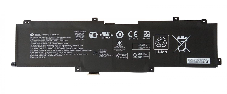 HP DG06XL Battery 925197-271 For HP Omen X 17-AP001NF 17-AP001NI 17-AP001NL