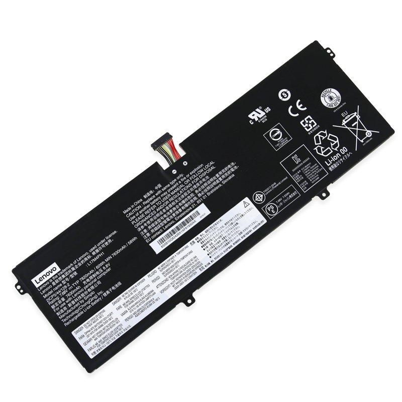 L17M4PH2 5B10Q82427 Battery For Lenovo Yoga C930 Yoga 7 Pro 2ICP5/44/128-2