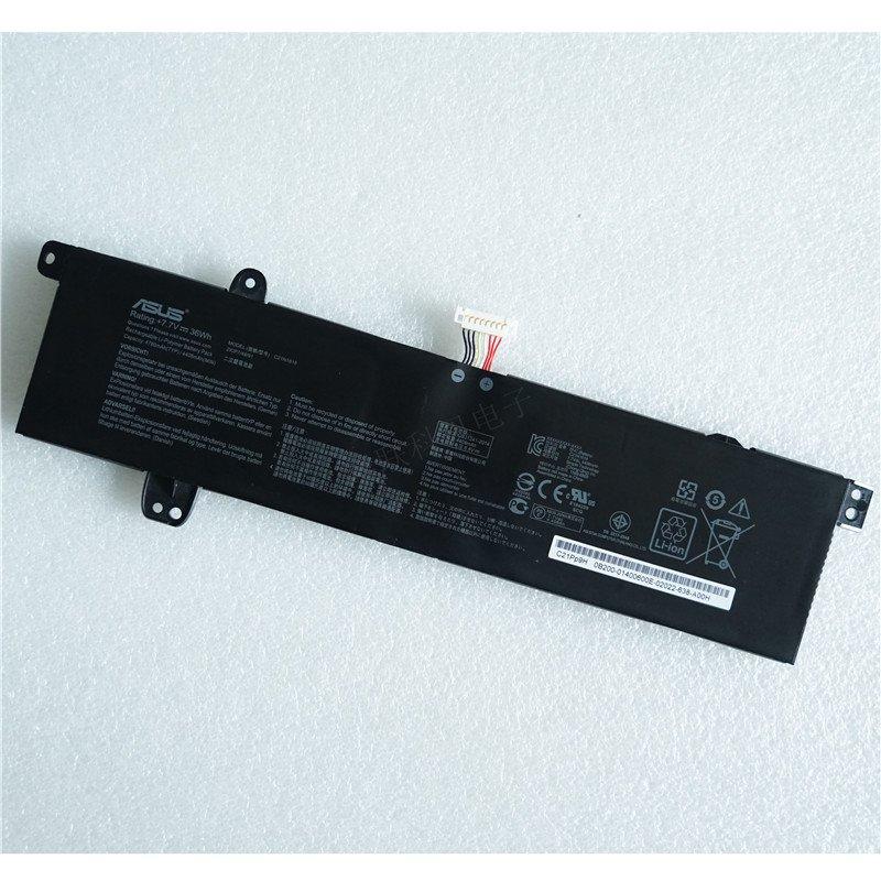 C21N1618 Battery For Asus VivoBook X402B X402BA X402BA-FA179T 0B200-01400600E