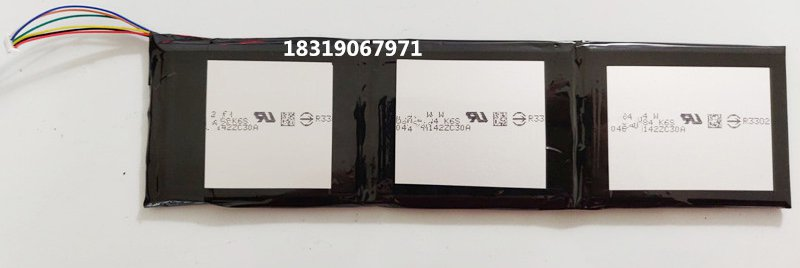 Launch X-431 PAD III V2.0 Battery 3.7V 55.5Wh 15000mAh Launch X431 PAD 3 Battery