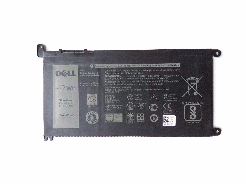 Dell Inspiron 15-5568 Battery WDX0R CYMGM WDXOR 0CYMGM
