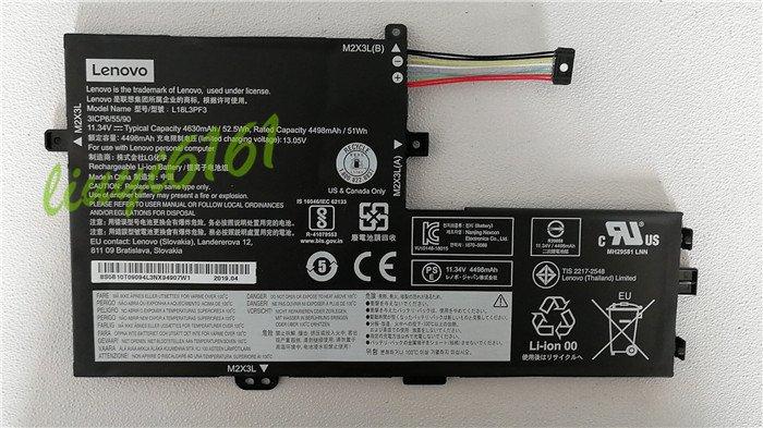 Genuine L18L3PF3 Battery 5B10T09094 For Lenovo IdeaPad FLEX-15IWL