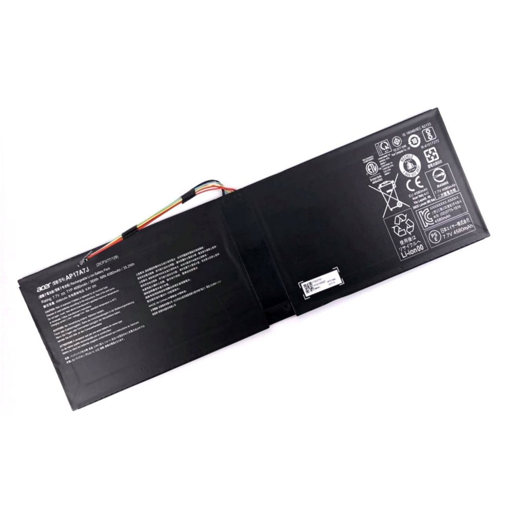 Genuine AP17A7J Battery KT.00207.001 For Acer Swift 7 SF714-51T M1K6