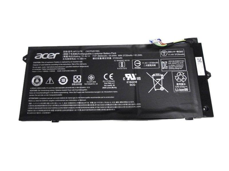 Genuine AP13J7K Battery For Acer ChromeBook C740-C32M C740-C3P1 C740-C4PE C740-C5U9