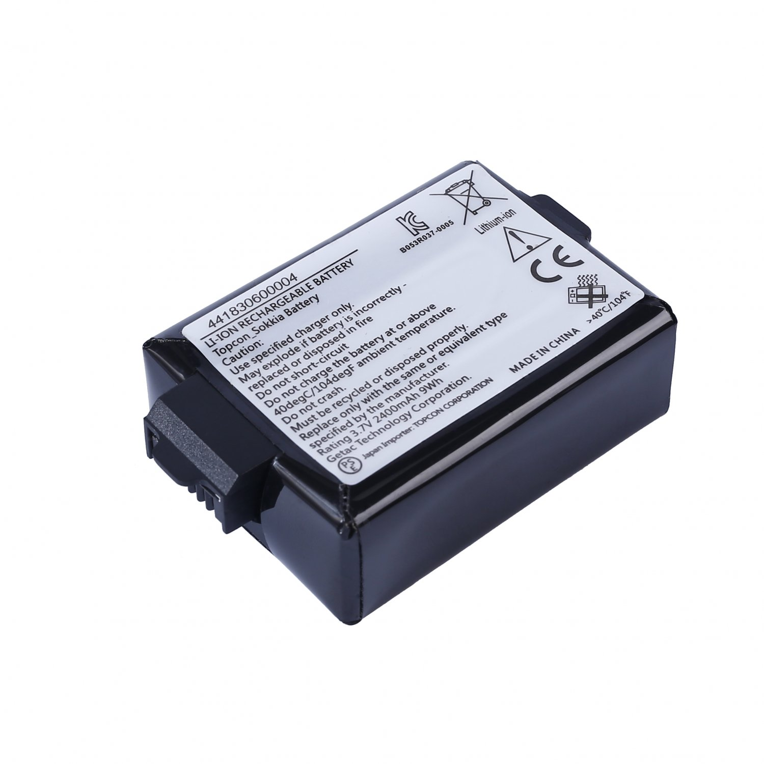441830600005 441830600004 Battery For Getac PS535 PS535E PS535F