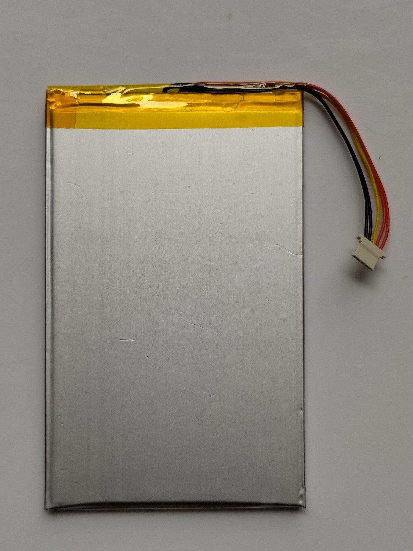 "PR-445585 Battery Replacement 405585 For DigiLand DL7006 KB 7"" Tablet"