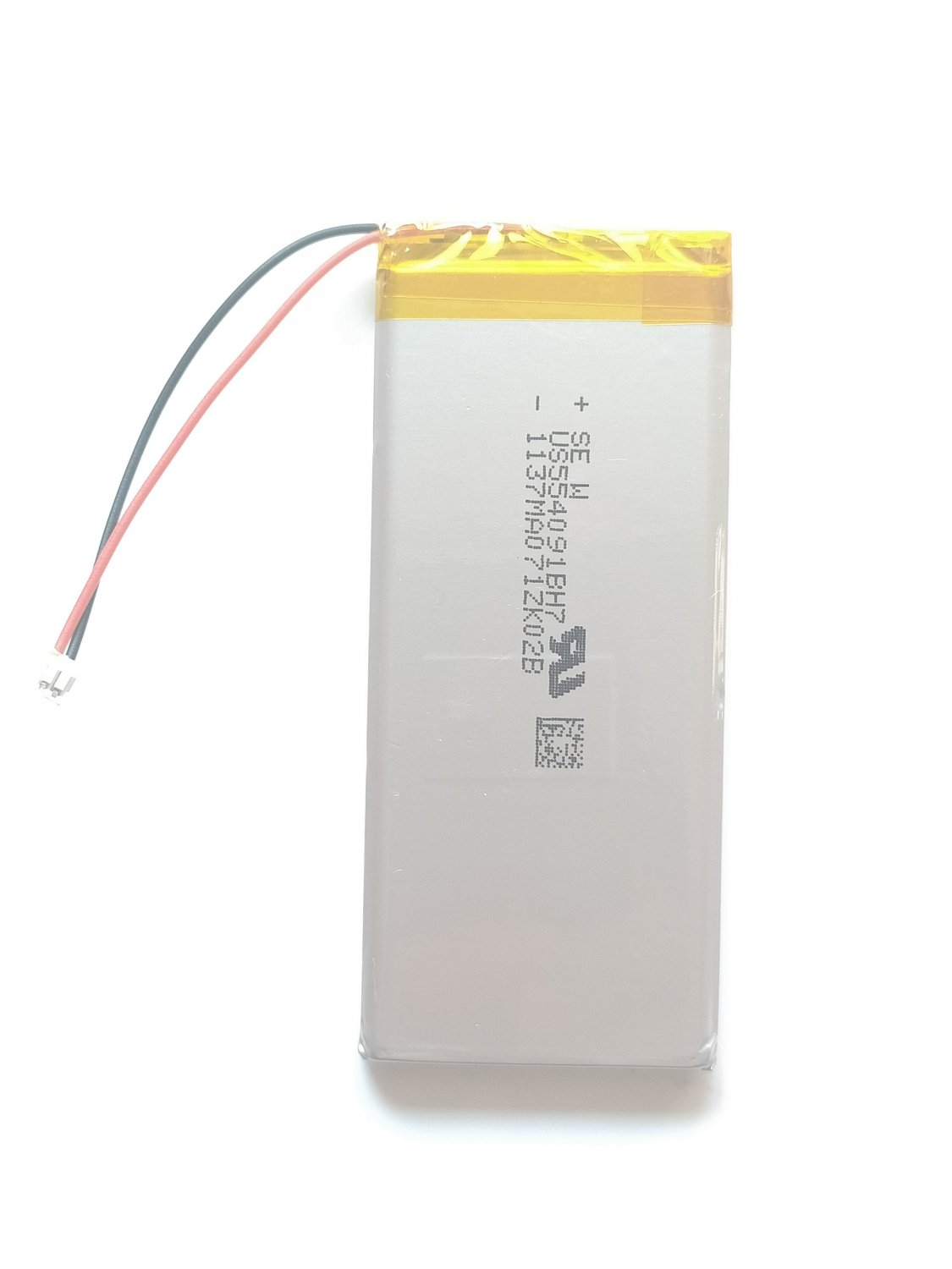 Autel MaxiTPMS TS601 Battery Replacement 2Line 3.7V 3300mAh Genuine Cell
