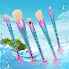 Professional Shell Mermaid Makeup Brushes Set