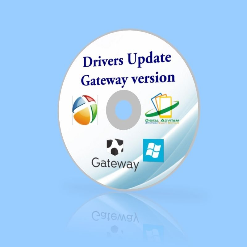 Drivers Recovery Restore for Gateway P-6831FX Repair Windows 8 7 Vista XP Disc