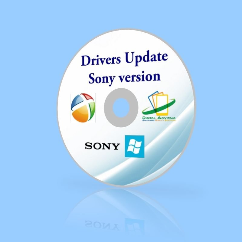 Driver Recovery Restore for Sony VAIO Laptops Windows 10 8.1 8 7 Vista XP VGN