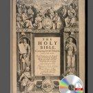 King James Bible 1611 First Edition Apocrypha DVD PDF Vintage Christian reading