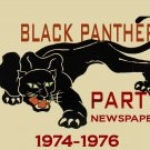 Black Panther Party Newspaper Black Live Matter 1974-1976 79 Issues DVD Disc 4