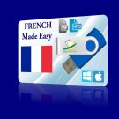 Learn French Language Training Course Fast France Speak Fluent MP3 Audio PDF USB