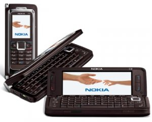 BRAND NEW NOKIA E90 MOBILE WITH NATIONAL WARRANTY