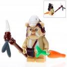 logray Ewok Star Wars Minifigures Custom Minifig Building Superheroes Toys