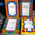 Sri Chinmoy'  BOOKLETS: 4  four TITLES