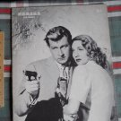 SECRET AGENT X-9 MAGAZINE-SERIAL PICTORIAL #7 LLOYD BRIDGES UNIVERSAL 1945