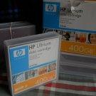 5 (five) HP C7972A LTO-2 400GB Ultrium - 5  Pack Data Cartridges-OPENED BOX