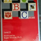 ABC SCENE II -5 1/4 FLOPPY DISKS-Alaphabet-Apple II &II+ & Apple IIe Pub.byCOMPU-TEACH
