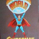 SUPERMAN -1972*AMAZING WORLD OF SUPERMAN- Unused