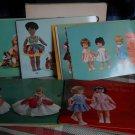 La Bambola  baby dolls* Package of 44 postcards - Italiana - Unused