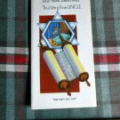 JEWISH NEW YEAR *UNCLE*vintage 60's