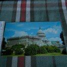 Capital of the United States Washington D.C. Postcard