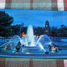 Kansas City the J.C. Nichols Memorial Fountain Missouri Postcard