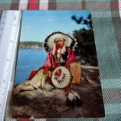 Winnebago Indian : White Eagle @ Wisconsin Dells Wisconsin