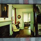Woodrow Wilson birthplace 28th President Staunton, Virginia postcard