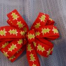 OH CHRISTMAS TREE! OH CHRISTMAS TREE - WREATH, SWAG, GARLAND OR PRESENT BOWS (3 BOWS/PACKAGE)