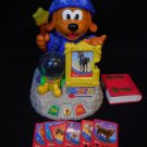 Fisher Price Quizard the Educational Learning Wizard Game Toy