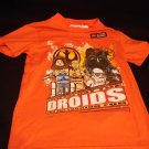 Lego Star Wars Child T-shirt size M8 These r Not the Droids You Are Looking for