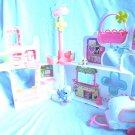 Littlest Pet Shop Rescue Tails Center Playset With Pets Ambulance & Accessories