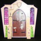 Monster High High School Playset Doll House Building only