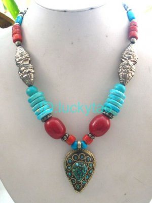 China Tibelt .Featured Necklace