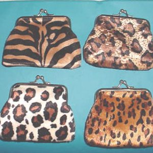Animal Coin Wallet