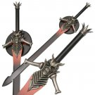 Demon Devil Cry The Rebellion Dante Replica Sword